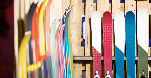 The best ways to store ski gear in the off season